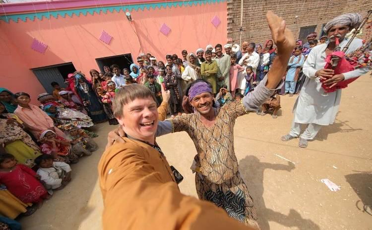 Мир наизнанку. Пакистан: 12 сезон 17 выпуск смотреть онлайн от 04.09.2021
