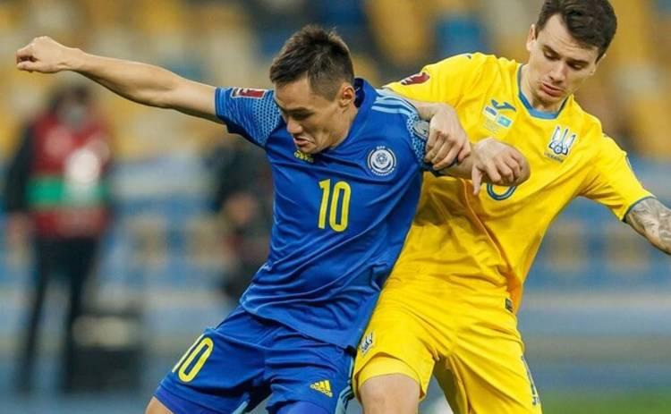 Украина – Франция. Где смотреть матч отбора к ЧМ-2022