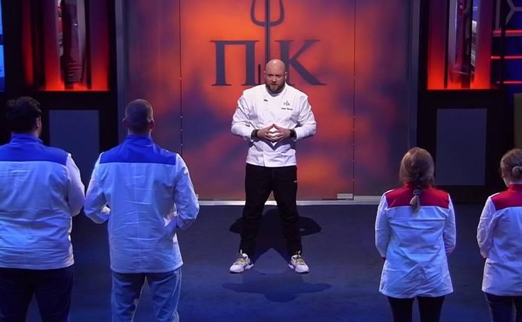Адская кухня: кто покинул шоу в 1 выпуске от 06.09.2021
