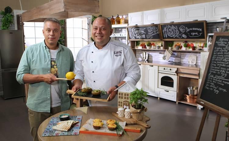 Готовим вместе. Домашняя кухня: смотреть онлайн 34 выпуск от 18.09.2021