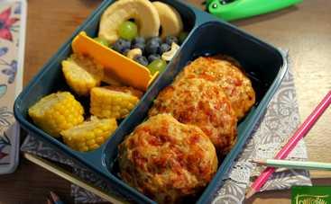 Сконы с сыром и куриной грудкой: рецепт школьного ланча от шеф-повара Андрея Дромова