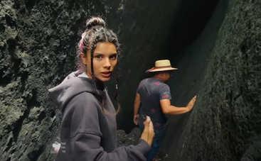 Орел и Решка. Земляне: Michelle Andrade прошла таинственный обряд у гватемальского шамана