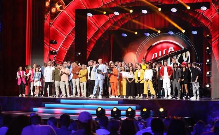 Лига Смеха 8 сезон: стала известна дата премьеры шоу на 1+1