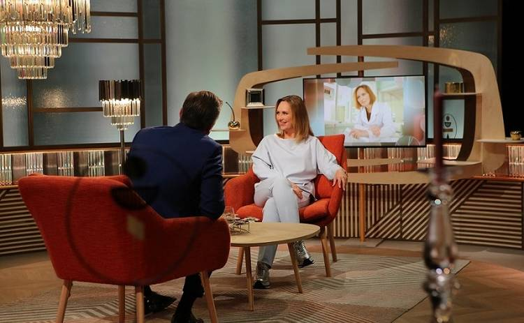 Позаочі - Елена Ксенофонтова - смотреть онлайн выпуск от 02.10.2021