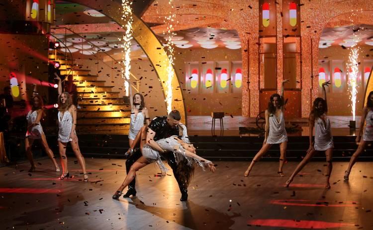 Танці з зірками-2021: смотреть 4 выпуск онлайн (эфир от 26.09.2021)