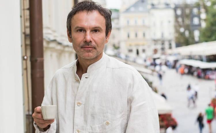 Святослав Вакарчук рассказал о романтическом свидании в родном Львове