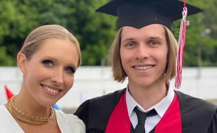 Катя Осадчая нежно поздравила сына с днем рождения: Ты моя гордость и самая большая любовь