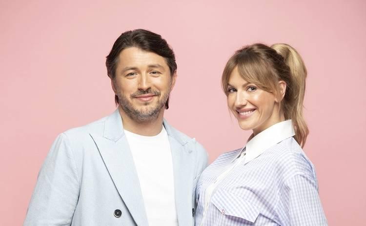 Сергей Притула и Леся Никитюк рассказали о своих ритуалах перед съемками шоу