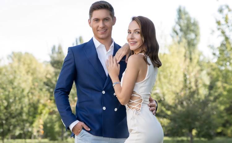 Владимир Остапчук с женой Кристиной на обложке Теленедели: Абсолютно счастливы