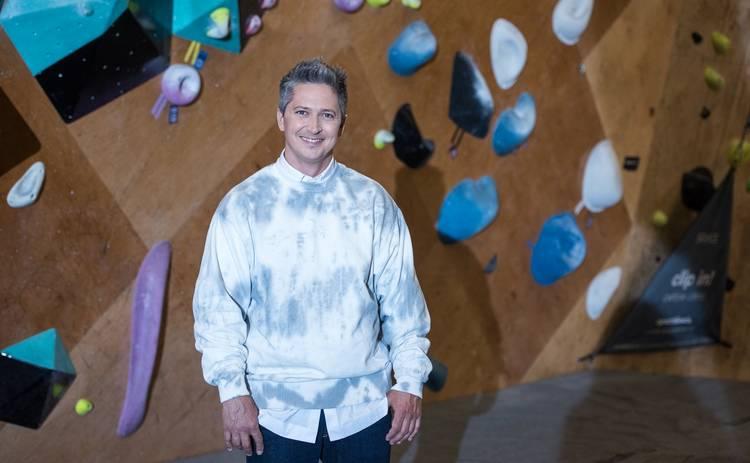 Эксы-3: Александр Педан дал участникам мастер-класс по модному виду спорта