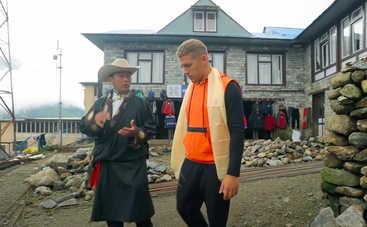 Орел и Решка. Земляне: ведущий Кирилл Макашов показал самый опасный аэропорт в мире