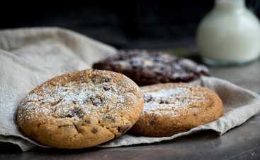 Американское печенье с фундуком и шоколадом по рецепту Эктора Хименес-Браво