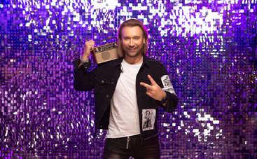 Олег Винник стал судьей популярного вокального шоу
