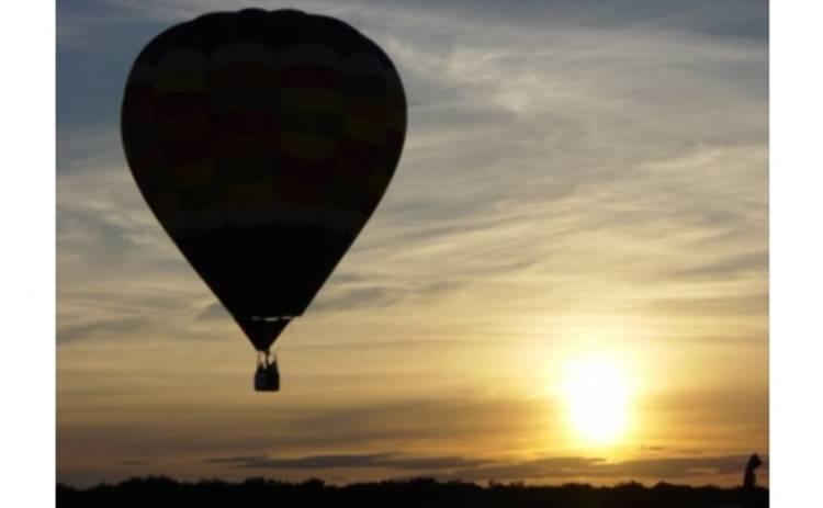 Сегодня 5 канал будет транслировать пресс-конференцию на воздушном шаре