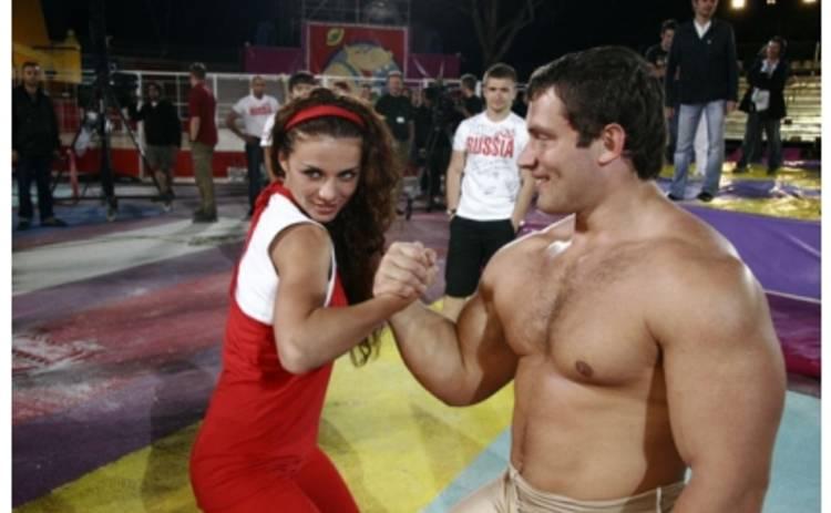 Аню Седокову укачало на «Больших гонках»