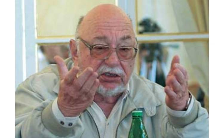 Ежи Гофман  снял фильм об Украине