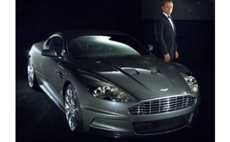 Джеймс Бонд сможет бесплатно ездить на любом Aston Martin