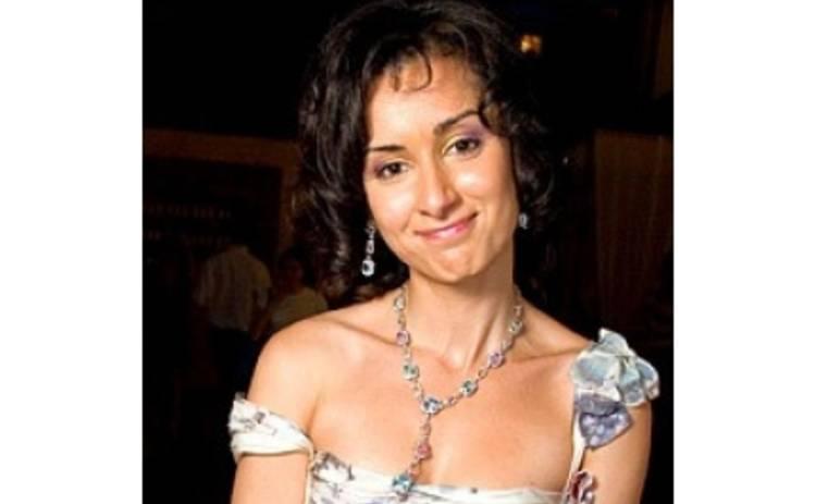 Тина Канделаки работает в агентстве недвижимости