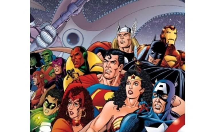 Все супергерои в одном фильме
