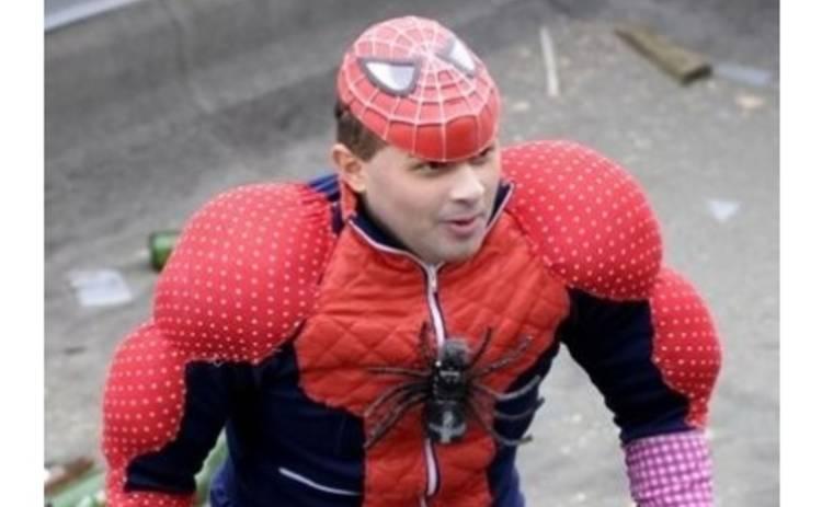 Резидент Comedy Club UA новый человек-паук?