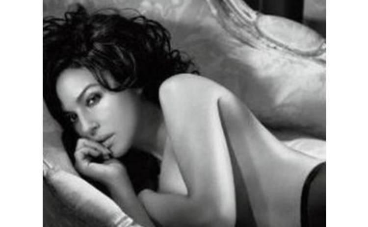 Моника Белуччи копирует Анджелину Джоли