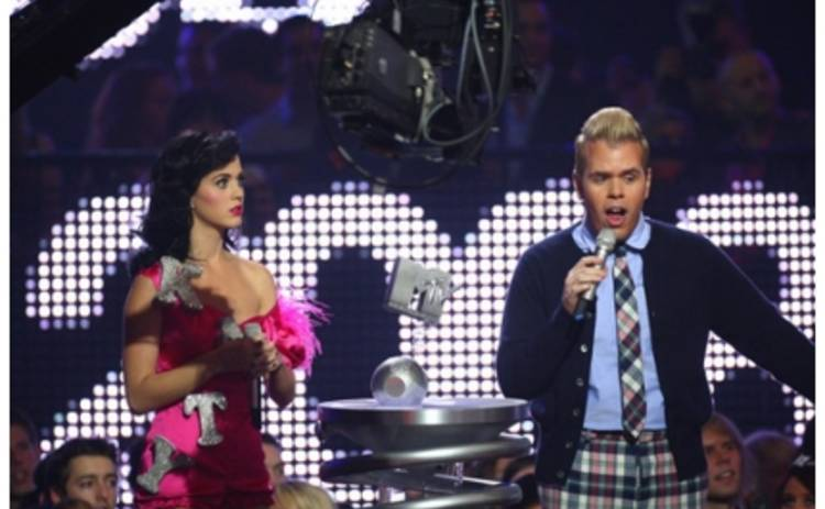 Телеканал MTV раздал свои награды