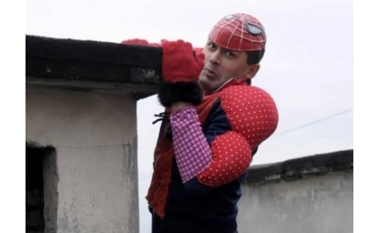 Андрей Молочный: Спайдермен допрыгался
