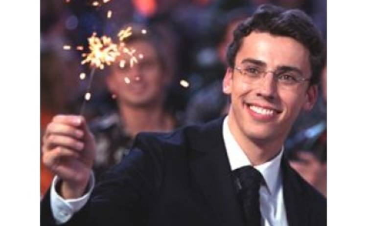 Новый год Галкин отметит с телеканалом