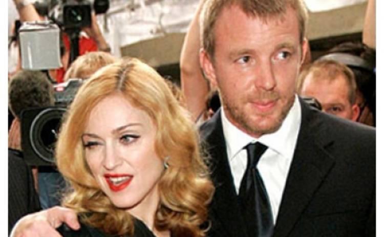 Мадонна установила для Гая Ричи абсурдные правила