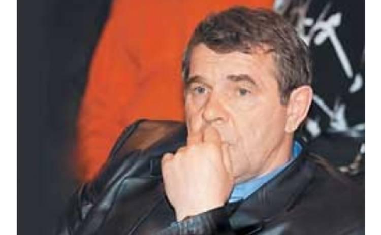 Алексей Булдаков попал в автокатастрофу