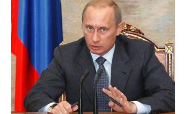 Владимир Путин перешел на