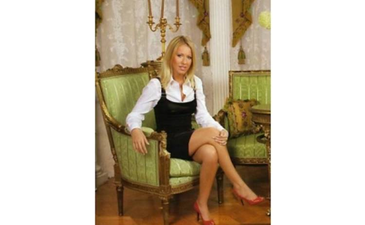 Ксения Собчак записала себя в ряды старушек