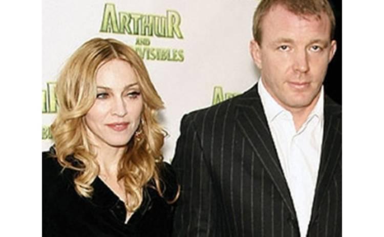 Сегодня Мадонна и Гай Ричи ставят точку на их семейной жизни
