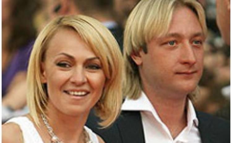 Рудковская и Плющенко обручились в строжайшей секретности