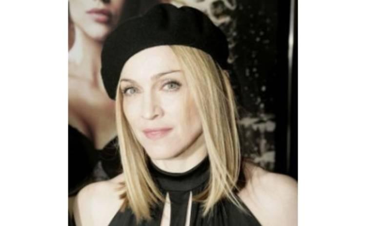 Для Мадонны работа - лучшая разрядка после развода