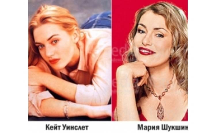 Конкурс звездных двойников на Tv.ua - ZvezdoТпад