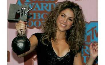 Шакира зажжет на MTV EMA 2009
