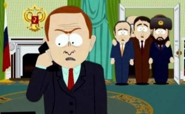 Президенты в сериалах: Обама, Путин и другие (ВИДЕО)