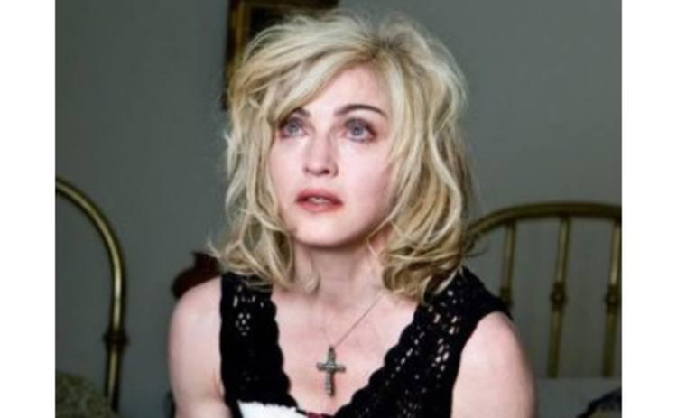 Мадонну обворовали на $3,8 млн.
