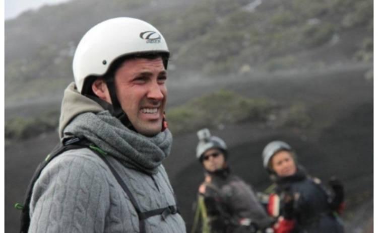 Холостяк назначил свидание на вулкане