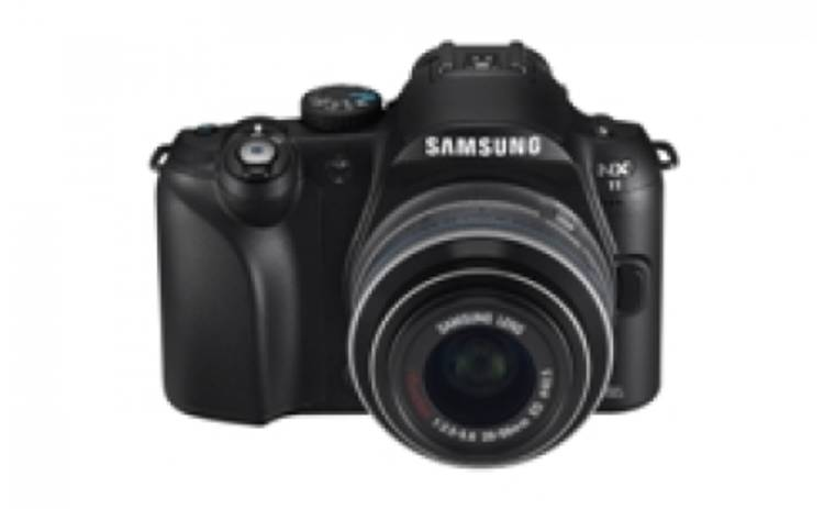 Фотокамера Samsung NX11