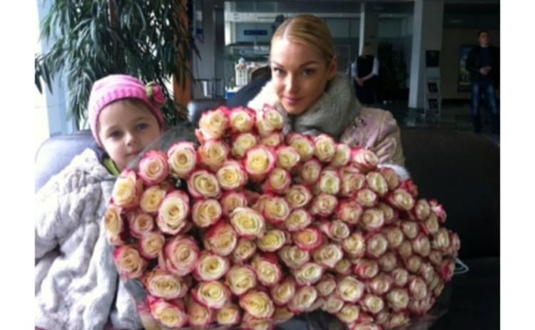 Дочь Анастасии Волочковой устраивает скандалы