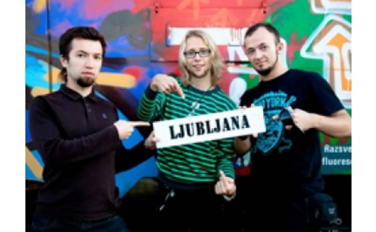 Музыканты из группы NoraLasso зажгли сердца 23-х городов Украины