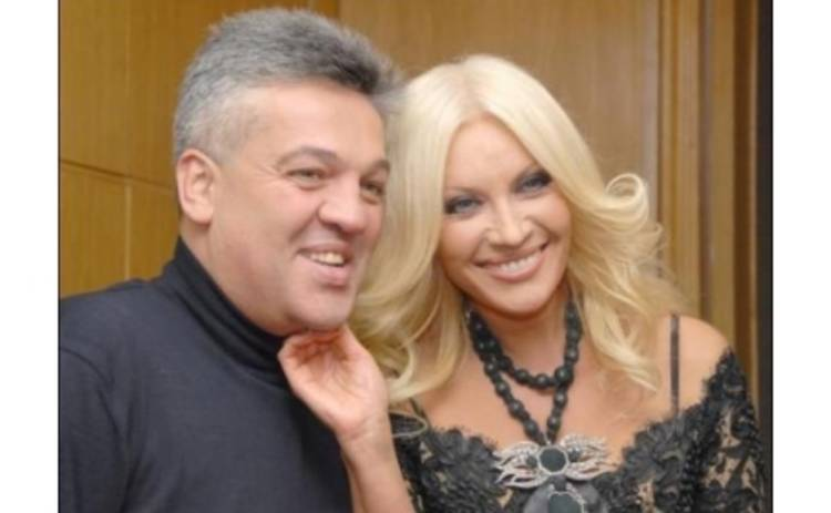 Таисия Повалий опоздала на свадьбу Стаса Михайлова