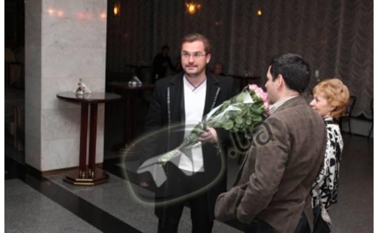 Александр Пономарев все еще женат