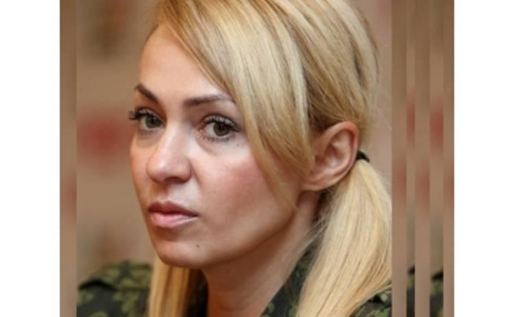 Яна Рудковская забыла своих детей