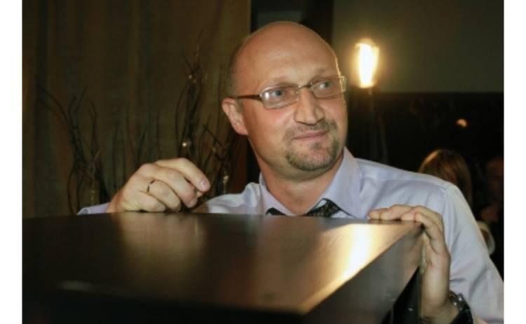 Гоша Куценко скучает по своей супруге