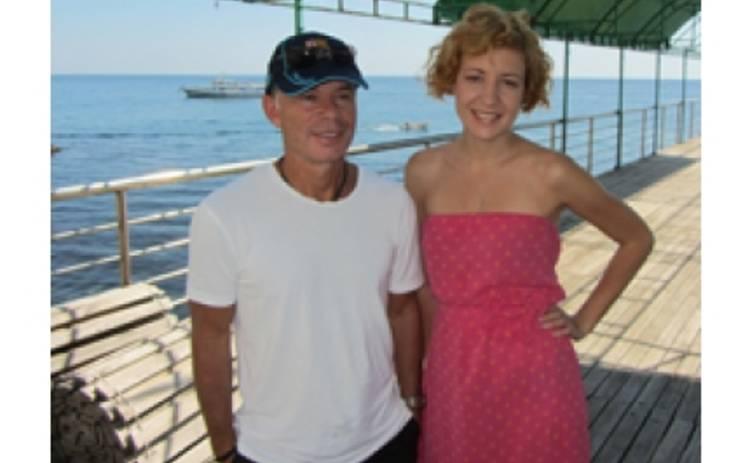Олег Газманов не может жить без водной стихии