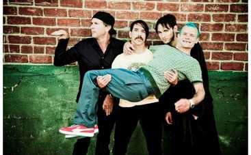 Red Hot Chili Peppers - первая официальная звезда MTV EMA 2011