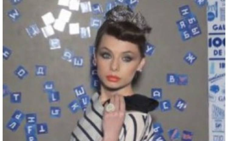 Наташа Гордиенко стала роковой красоткой